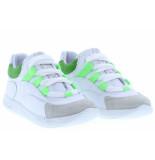 Shoesme Jongensschoenen van type sneakers rf20s010-d grey white van leer
