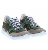 Shoesme Jongensschoenen van type sneakers rf20s011-h dk greu van leer