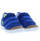 Develab Jongensschoenen van type klittebandschoenen 41377 623 blue van leer