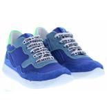 Shoesme Jongensschoenen van type sneakers rf20s011-j cobalto van leer