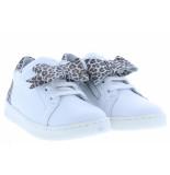 Clic! Meisjesschoenen van type sneakers 9124 madras jaguar van leer