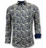Tony Backer Design overhemden digitale print