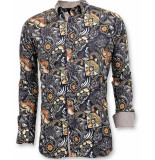 Tony Backer Aparte overhemden digitale print