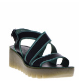 Fly London Sandalen sleehak