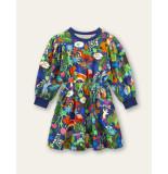 Oilily Tair jersey jurk-
