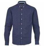 Kronstadt Heren overhemd johan diego regular fit