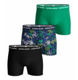 Björn Borg 3-pack boxers sammy strong flower