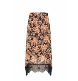 Esqualo Rok lace flower print