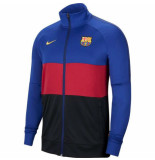 Nike Fc barcelona men's track jacket ci9248-455