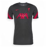 Nike Liverpool fc trainingsshirt 2020-2021 anthracite