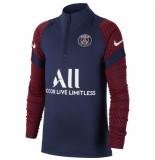 Nike Paris saint germain drill top 2020-2021 kids navy