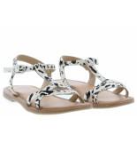Gioseppo Meisjesschoenen van type sandalen en slippers 59525 vaca van leer