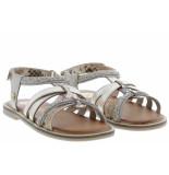 Gioseppo Meisjesschoenen van type sandalen en slippers 58843 beige van leer