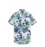 PME Legend Casual overhemd met korte mouwen