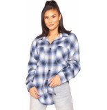 LA Sisters Oversized Check Shirt