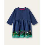 Oilily Thedolls jersey jurk-