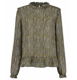 Circle of Trust Blouse w20-5
