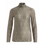 Object 23033940 patterned long sleeved top forest night -