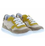 Shoesme Meisjesschoenen van type veterschoenen rf20s011-a lg brown van leer