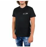 Versace T-shirt zup600 tape logo