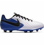 Nike Tiempo legend 8 academy kids fg/mg white royal