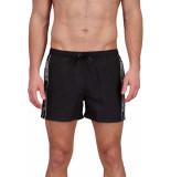 Airforce Swimshort true black/white
