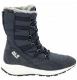 Jack Wolfskin Snowboot women nevada texapore high dark blue off-white-schoenmaat 37