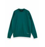 Scotch & Soda 158460 cotton felpa crew neck sweater 3825 -
