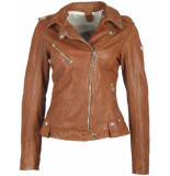 Gipsy Famos leather jeacket cognac