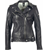 Gipsy Famos leather jeacket black