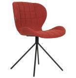 Zuiver Chair omg, oranje set
