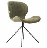 Zuiver Chair omg, groen set