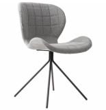 Zuiver Chair omg, light grey set