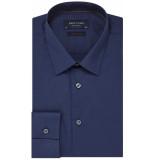Profuomo Originale heren overhemd cutaway stretch super slim fit