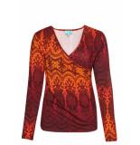 LaLamour Shirt wrap lace