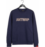 Antwrp Brushed sweater navy