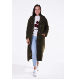 Stand Jas camilla long coat 61185-9040
