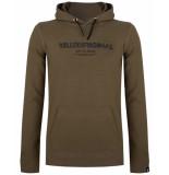 Rellix Sweatshirt b4551 hooded