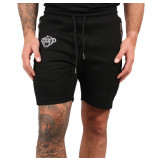 Black Bananas F.c striped short