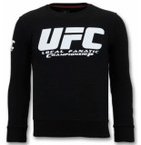 Local Fanatic Sweater ufc championship