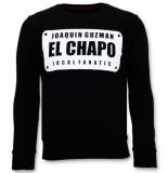 Local Fanatic Sweater joaquin guzman el chapo