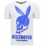 Local Fanatic T-shirt destroyed playtoy