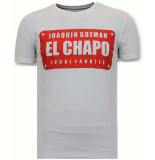 Local Fanatic T-shirt joaquin guzman el chapo
