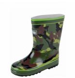 Chuva Regenlaars army-schoenmaat 21