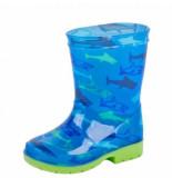 Gevavi Regenlaars haai kinder-schoenmaat 21