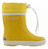 Bergstein Regenlaars winterboot yellow-schoenmaat 22