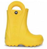 Crocs Regenlaars handle it kids yellow-schoenmaat 27 28