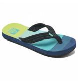 Reef Slipper kids ahi aqua green-schoenmaat 19 20