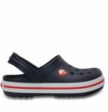 Crocs Sandaal crocband clog kids navy/red-schoenmaat 26 27