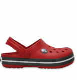 Crocs Sandaal crocband clog kids pepper/graphite-schoenmaat 26 27